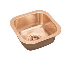 Elkay - SCUH1012CS - Gourmet [Speciality Collection] Sink - Satin Copper