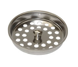 Component Hardware - D13-0002 - CRUMB CUP STRAINER S/S 3 1/2-inch