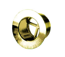 Component Hardware - E16-4060 - DRAIN BRASS 2-inch IPS X 2-inch