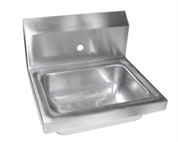 Encore® Stainless Steel Wall Mount Hand Sink