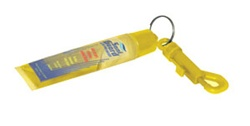 Component Hardware - SG57-1000-CS - SaniGuard Hand Sanitizer .75oz Key Chain 144/cs