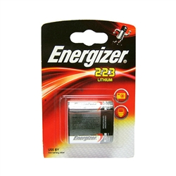 Energizer 223 Lithium Battery
