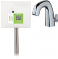 Chicago Faucets EQ-A21A-45ABCP Lav Faucet Eq Ir Rnd Sh Aclp Ds Ext 1070