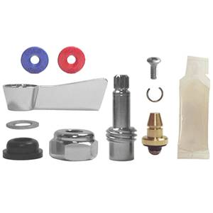 Fisher - 3000-0001 - 1/2 Left Hand Stem Repair Kit