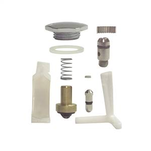 Fisher 71412 Stainless Steel Glass Filler Repair Kit. Glass filler repair kit. Contains all parts needed for complete repair of glass filler heads.