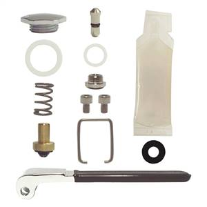 Fisher 71420 Ultra-Spray Valve Repair Kit. Contains all parts needed for complete repair of Fisher stainless steel spray valves.