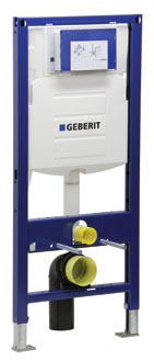 Geberit df wc sig12 h120 90 us for Geberit toilet system