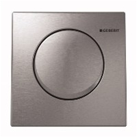 Geberit 116.013.FW.1 - HyTouch urinal flush control, pneumatic, manual actuation, Mambo