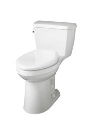 Gerber 20-014 - Brianne™ Suite 1.6 gpf (6 Lpf) Round Front 2 piece Toilet, 12 inch Rough-In