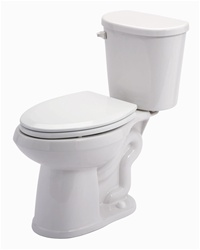 Gerber 21-118 Maxwell LX ErgoHeight™ Elongated Two-Piece Toilet - 12-inch Rough-In