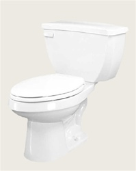 Gerber 21-710 Aqua Saver Two Piece Elongated Gravity Fed Toilet