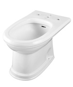 Gerber - BRIANNE VERTICAL SPRAY BIDET