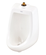 Gerber 27-720 North Point 1.0gpf Urinal Washout Space Saver White