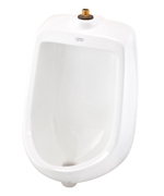 Gerber 27-730 North Point 1.0gpf Urinal Washout Half Stall White