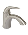 Gerber 0040078BN - Single Handle Lavatory Faucet, Viper, BN