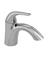 Gerber 0040079 - Single Handle Lavatory Faucet Metal touch down, Viper