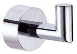 Gerber - CONTEMPORARY ROBE HOOK - CHROMEM