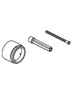 Gerber 97-383 Extension Kit Maxwell Trim Fit Chrome