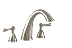 Gerber - ABIGAIL ROMAN TRIM 3PC - BRUSHED NICKEL