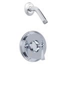 Gerber 00G9320LS - Allerton Shower only trim kit, less showerhead, chrome