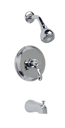 Gerber G9-330 Allerton Tub and Shower Trim Kit, Chrome