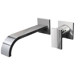 Graff G-1836-LM36W-PC - Sade Wall-Mounted Lavatory Faucet, Polished Chrome