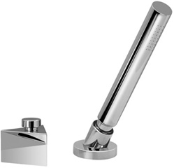 Graff - G-2255-SN - Stealth Deck-Mounted Handshower & Diverter Set