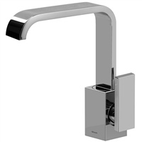 Graff G-2301-LM31-SN - Immersion Single Lever Lavatory Faucet, Steelnox Finish