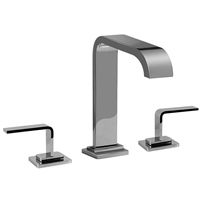 Graff - G-2311-LM40-SN Immersion Satin Nickel Widespread Lavatory Faucet