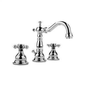 Graff G-2500-C2 - Canterbury Widespread Lavatory Faucet with Metal Cross Handles