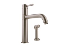 Graff - G-4605-LM3-BN - Perfeque Perfeque Kitchen Faucet with Side Spray