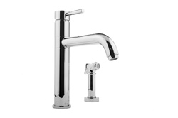 Graff - G-4605-LM3-PC - Perfeque Perfeque Kitchen Faucet with Side Spray