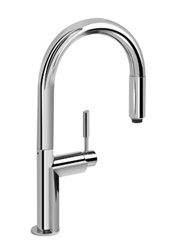 Graff - G-4850-PC - Oscar Oscar Pull-Down Kitchen Faucet