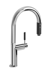 Graff - G-4851-BN - Oscar Oscar Pull-Down Kitchen Faucet