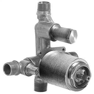 Graff G-7055 - Concealed Pressure Balancing Rough-In Valve with Diverter