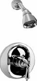 Graff - G-7100-S1-BN - Elegante Transitional Pressure Balancing Shower Set