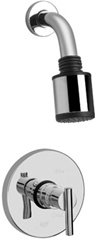 Graff - G-7120-LM27S-SN - Tango Contemporary Pressure Balancing Shower Set