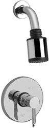 Graff - G-7120-LM29B-PC - Eco Contemporary Pressure Balancing Shower Set