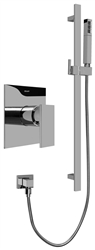 Graff G-7245 - Contemporary Pressure Balancing Shower Set w/Handshower (Rough & Trim)