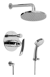 Graff G-7279 - Contemporary Pressure Balancing Shower Set w/Handshower (Rough & Trim)