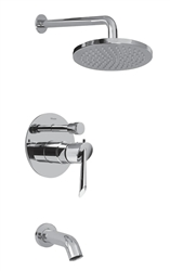 Graff - G-7280-LM25B-PC Tub and Shower TRIM KIT