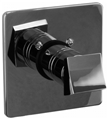 Graff G-8040-C10S - Fontaine STAMPED Trim Plate with Handle
