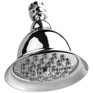 Graff - G-8450-PC - Tub & Shower Components Traditional 4-3/8-inch Tulip Showerhead