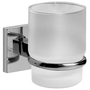 Graff - G-9102-PC - Bath Accessories Tumbler & Holder