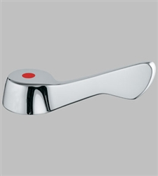 Grohe - 	06 924 000 3-inch Red Lever Handle