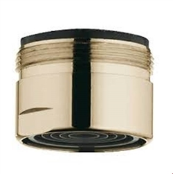Grohe - 13927R00 - Polished Brass Roman Tub Filler Aerator