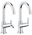 Grohe Atrio 20074 High Profile Pillar Faucet - Replacement Parts