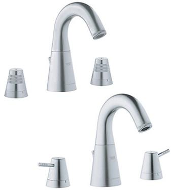 Grohe F1 21079 - Widespread Lavatory Faucet Parts