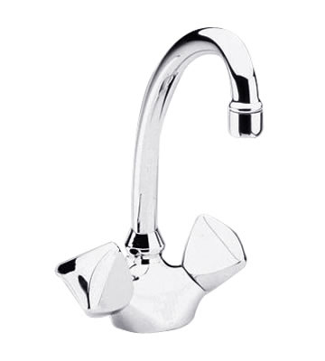Grohe classic 31 054 dual handle high profile faucet - Grohe bathroom faucet cartridge replacement ...