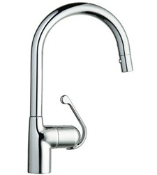 Grohe Ladylux Pro - 32 244 Pull Out Faucet Parts